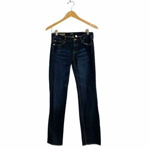 J. CREW Matchstick Straight & Narrow jeans 27